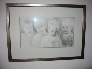 Grand Children group portait